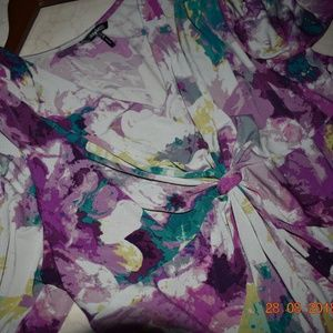 Daisy Fuentes Tops - Daisy Fuentes 3/4 sleeve top
